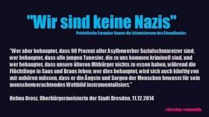 OB Dresden 11.12.2014